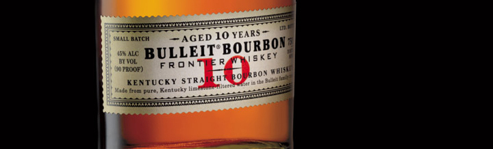 Bulleit Bourbon 10 yr 