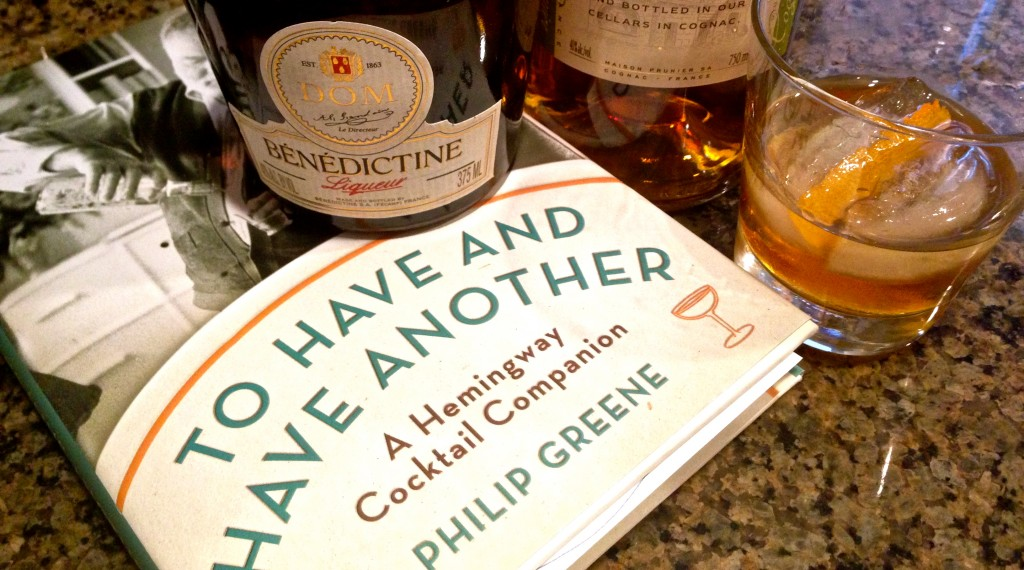 Cognac and Benedictine, Hemingway