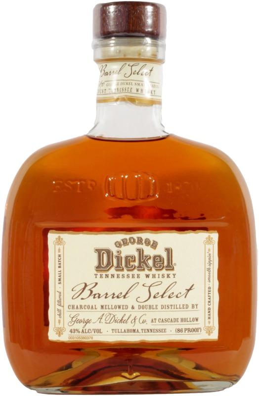 Dickel Barrel Select