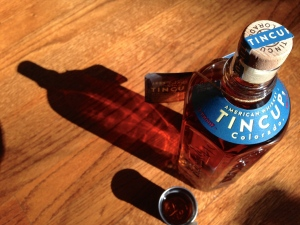 Tin Cup Colorado Whiskey