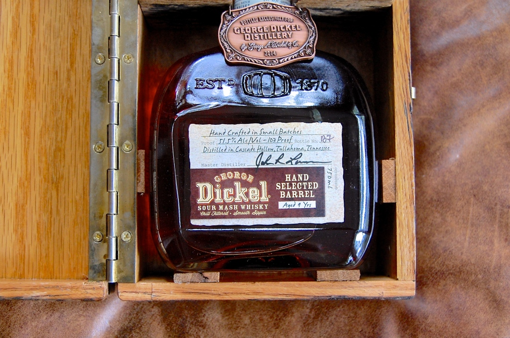Dickel Barrel Select Whisky